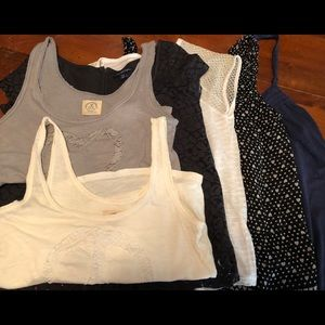Lot of 6 American Eagle Outfitters tops